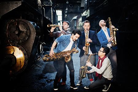 Five Sax in Borger
