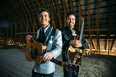 The Malpass Brothers in Borger