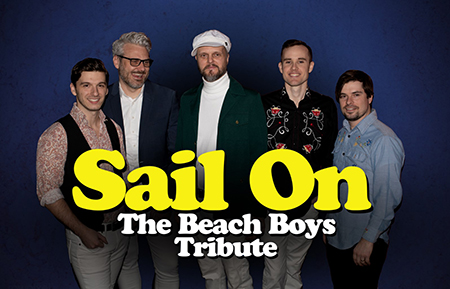 Sail On – Beach Boys Tribute